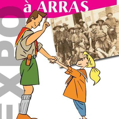 Exposition Scout à Arras