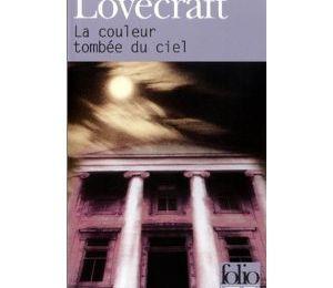 La couleur tombée du ciel - Howard Philippe Lovecraft