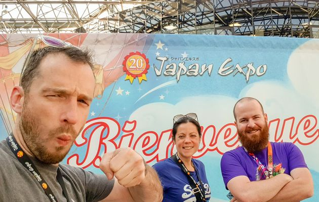 Overview Japan Expo