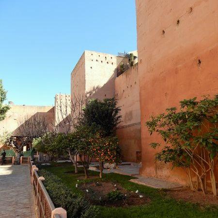 Marrakech (Maroc en camping-car)