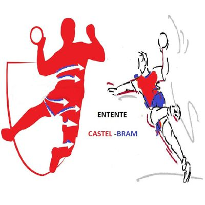 Handball entente Castelnaudary Bram
