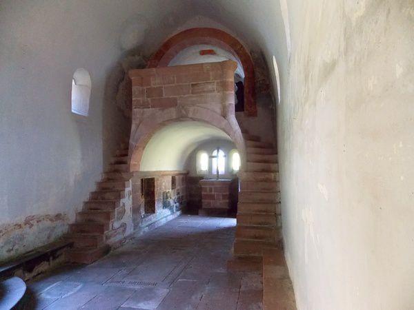 Chapelle Saint Nicolas, intérieur