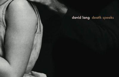 David Lang - death speaks