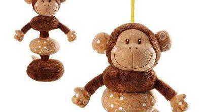 Basile, le singe dansant. Lilliputiens.