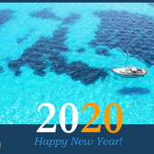 Happy New Year 2020 to all ! - Yachting Art Magazine