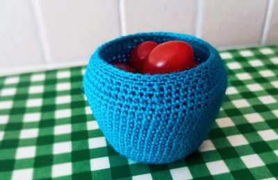 the serial crocheteuses & more n° 552 : bleu