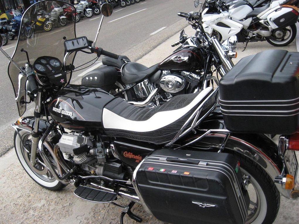 Et tout plein de motos !!!