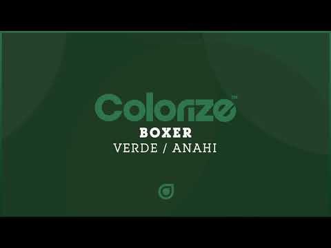 Boxer - Verde