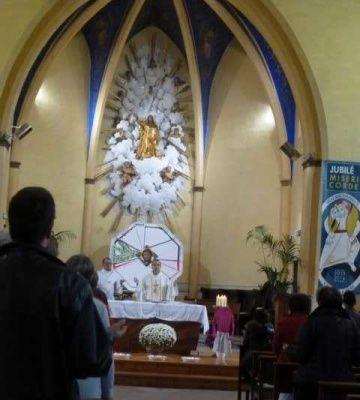 Fête du Christ-Roi et la journée de collecte nationale du Secours catholique
