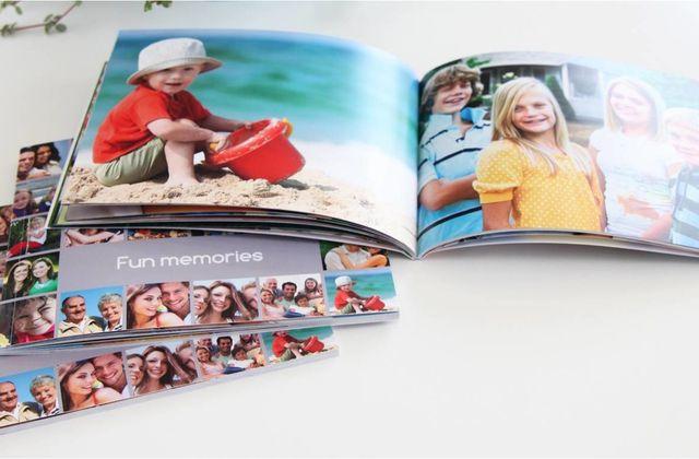 Et il est où l'album photos des vacances ?