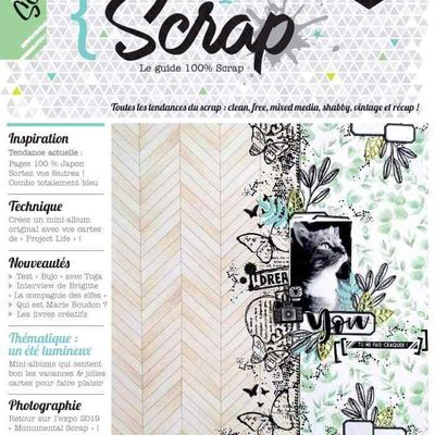Retour sur...Esprit Scrap' n°64 4/4 | Page | DT Esprit Scrap'