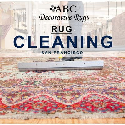 Rug Cleaning: San Francisco