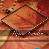 Resin Jewelry - Release date and Giveaway!