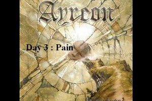 Ayreon - Day Three : Pain