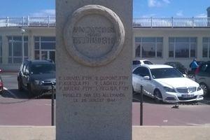 Les fusillés de Deauville du 25 juillet 1944