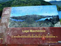 Lago Molchonico, route des 7 lacs, Argentine en camping-car