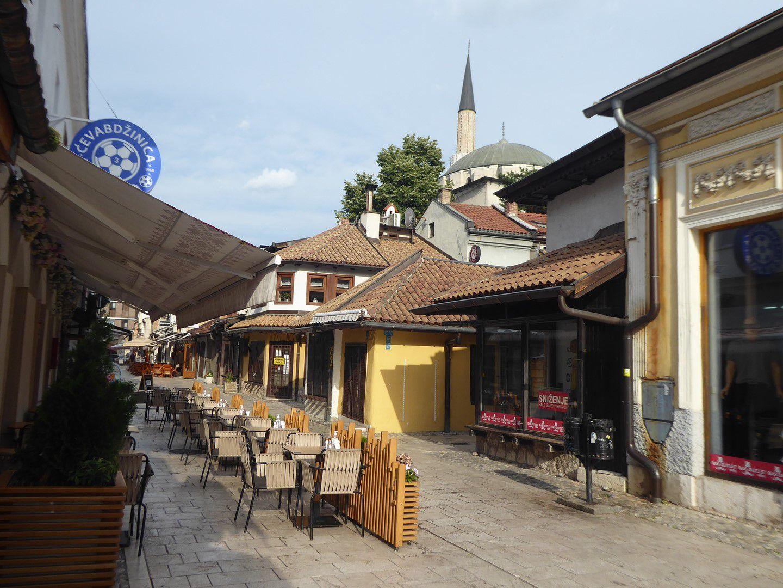 Jeudi 5 août 2021 - J5 - Sarajevo