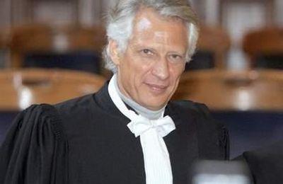 Dominique de Villepin a prêté serment comme avocat