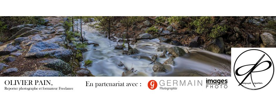 Olivier Pain photographe et formateur en photographie pour le magasin Germain Photo à Tours