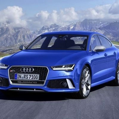 Audi launched high-performance version RS 6/RS 7
