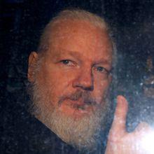 Le périple londonien des Gilets Jaunes venus soutenir Julian Assange