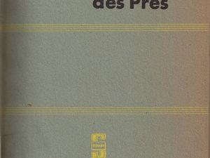 """J.-H. Rosny Jeune """"La Pharmacie des prés"""" (Séquana - s.d.)"""