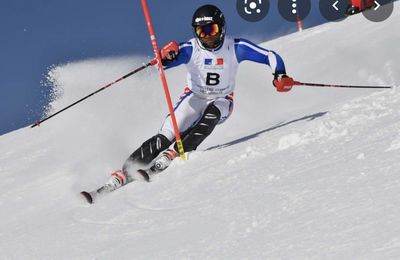 🟣 Ski Alpin : procédure inscription test technique