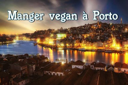 Manger vegan à Porto