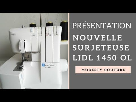 info : videos sujeteuses Lydl par Modesty couture.