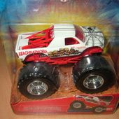 ARACHNAPHOBIA MONSTER JAM HOT WHEELS 1/64 - car-collector.net