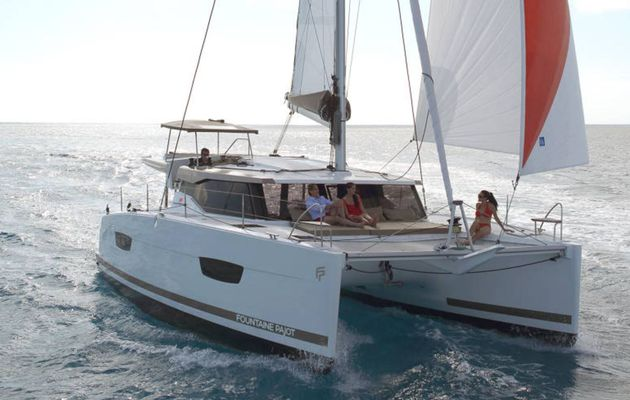 Epidemic of Coronavirus-Covid 19 - cessation of production of Fountaine-Pajot catamarans