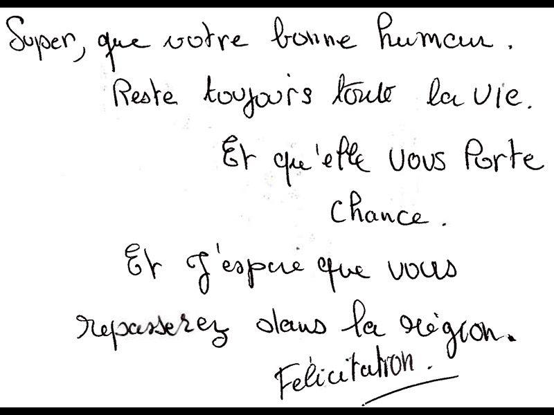 Les Bonumeur de retour de Chalons-en-Champagne
