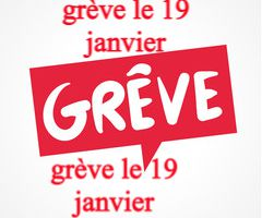 EDF-Nouvel appel à la grève contre le projet Hercule le 19/01-sces