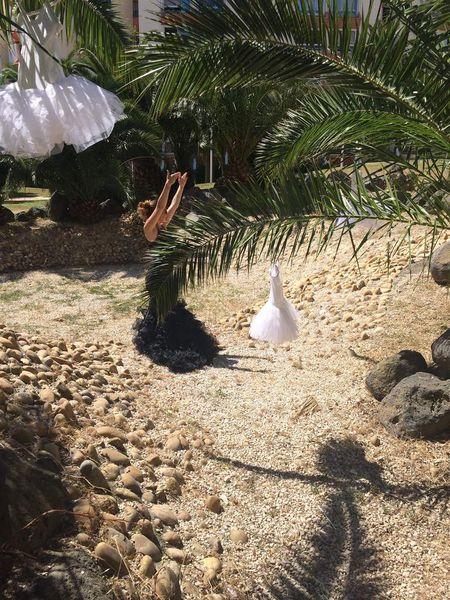 FlamenKa in situ à la playa #jardindescistes juillet 2016