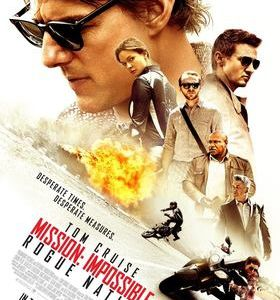 Avis ciné : Mission impossible 5 : rogue nation