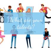 What are your talents? by heloise.lamy on Genially