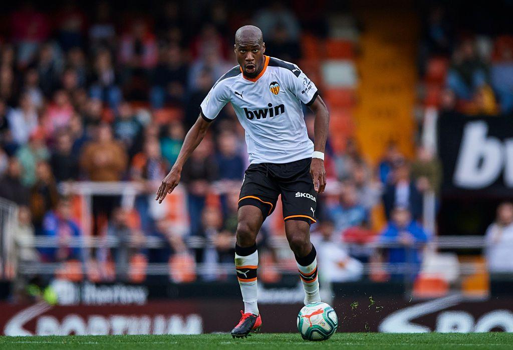 Une photo du footballeur Geoffrey Kondogbia