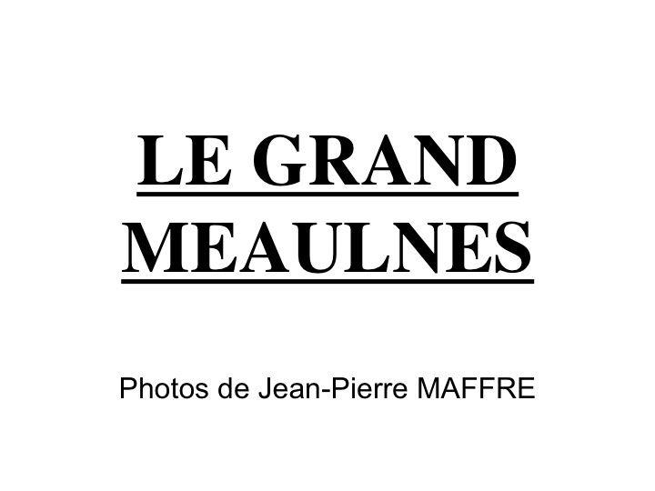Qui n'a pas imaginé les lieux où se passe l'histoire du Grand Meaulnes écrit par Alain Fournier ? Voici les images des sites qui ont inspiré l'auteur. Merci à Daniel Soupizet qui m'a guidé tout au long de ce reportage réalisé en 1982.