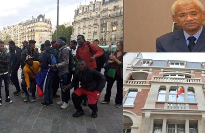 Procès des sept (7) militants tchadiens contre l'Ambassade du Tchad à Paris: la justice française refuse d'être instrumentalisée
