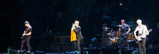 U2 -Londres Royaume-Uni (3) -29/10/2015 The O2 Arena