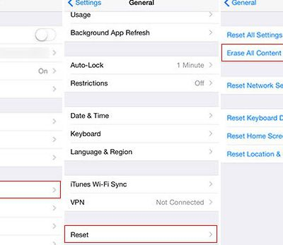 How to Restore iPhone from iCloud Backup without Resetting