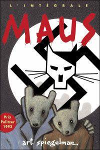 Maus d'Art Spiegelman (1987/1992 - Editions Flammarion)