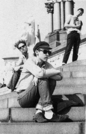 television personalities, un groupe de post-punk anglais peu connu en france