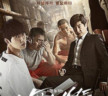 [K-Drama] Bad Guys