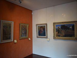 Le musée Toulouse-Lautrec d'Albi
