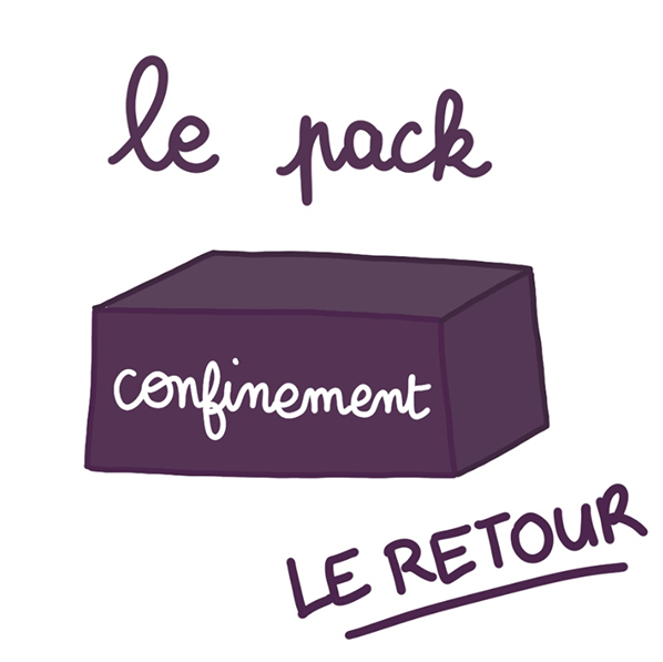 pack confinement love passage desir