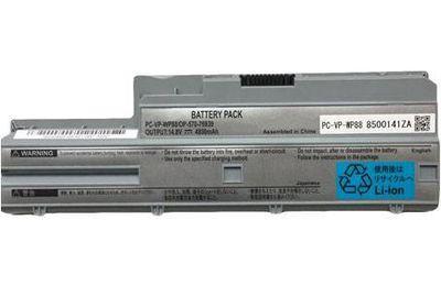 Nuevo 4800mAh 14.8V PC-VP-WP88 OP-570-76939 Batería del portátil para NEC LL590LG LL570LG Alta calidad