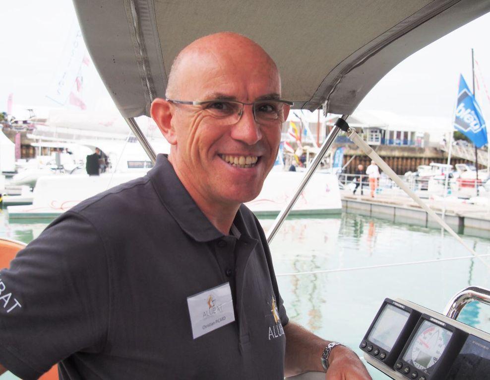 Voiliers de grand voyage - un nouveau capitaine à la barre du chantier Alubat (85)