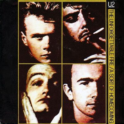 U2 -The Unforgettable Fire