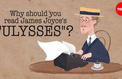 "Why should you read James Joyce's "" Ulysses""?"
